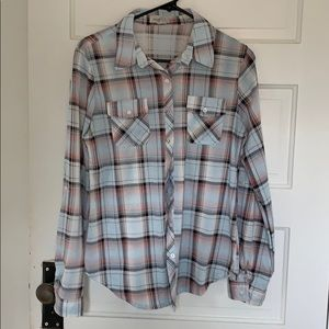 Light weight flannel